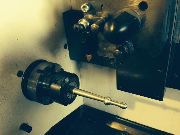wood lathe collet chuck