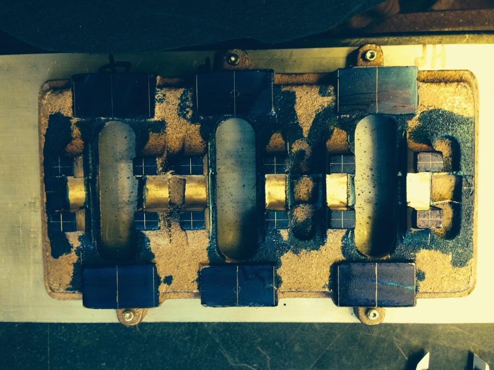 TRIPLE EXPANSION MARINE STEAM ENGINE 3 (4/5)