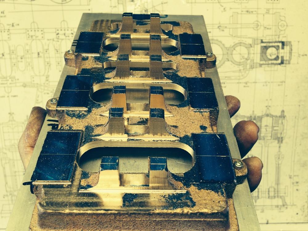 TRIPLE EXPANSION MARINE STEAM ENGINE 3 (5/5)