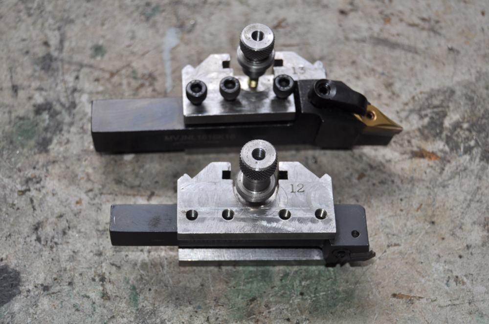 CNC lathe tool holders. (6/6)