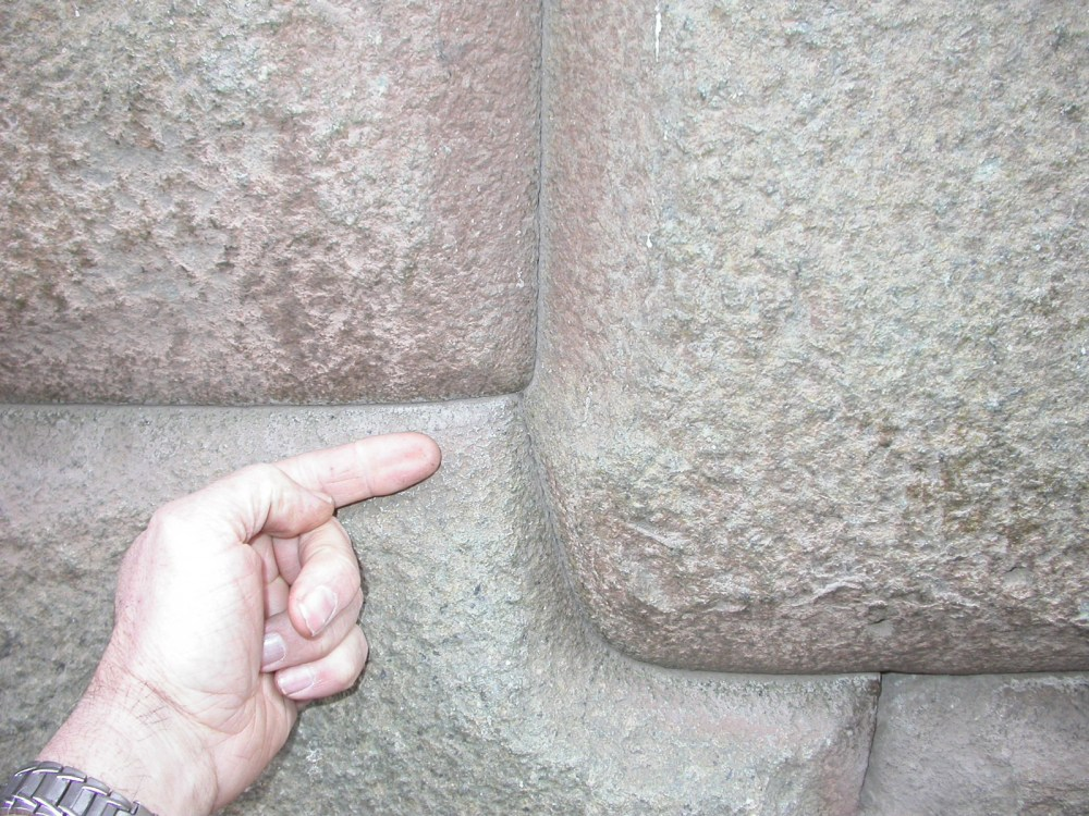 More Inca stonework.  Awesome. (5/6)