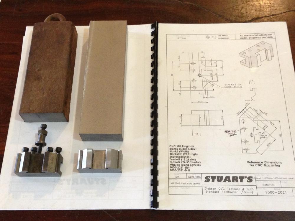 CNC lathe tool holders. (2/6)