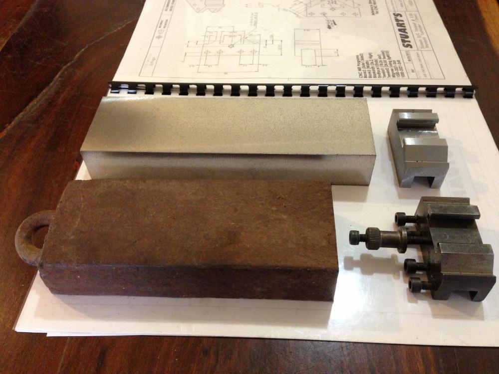CNC lathe tool holders. (1/6)