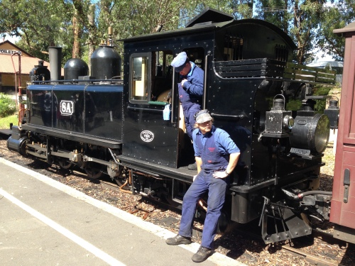 Puffing Billy, Belgrave, Victoria