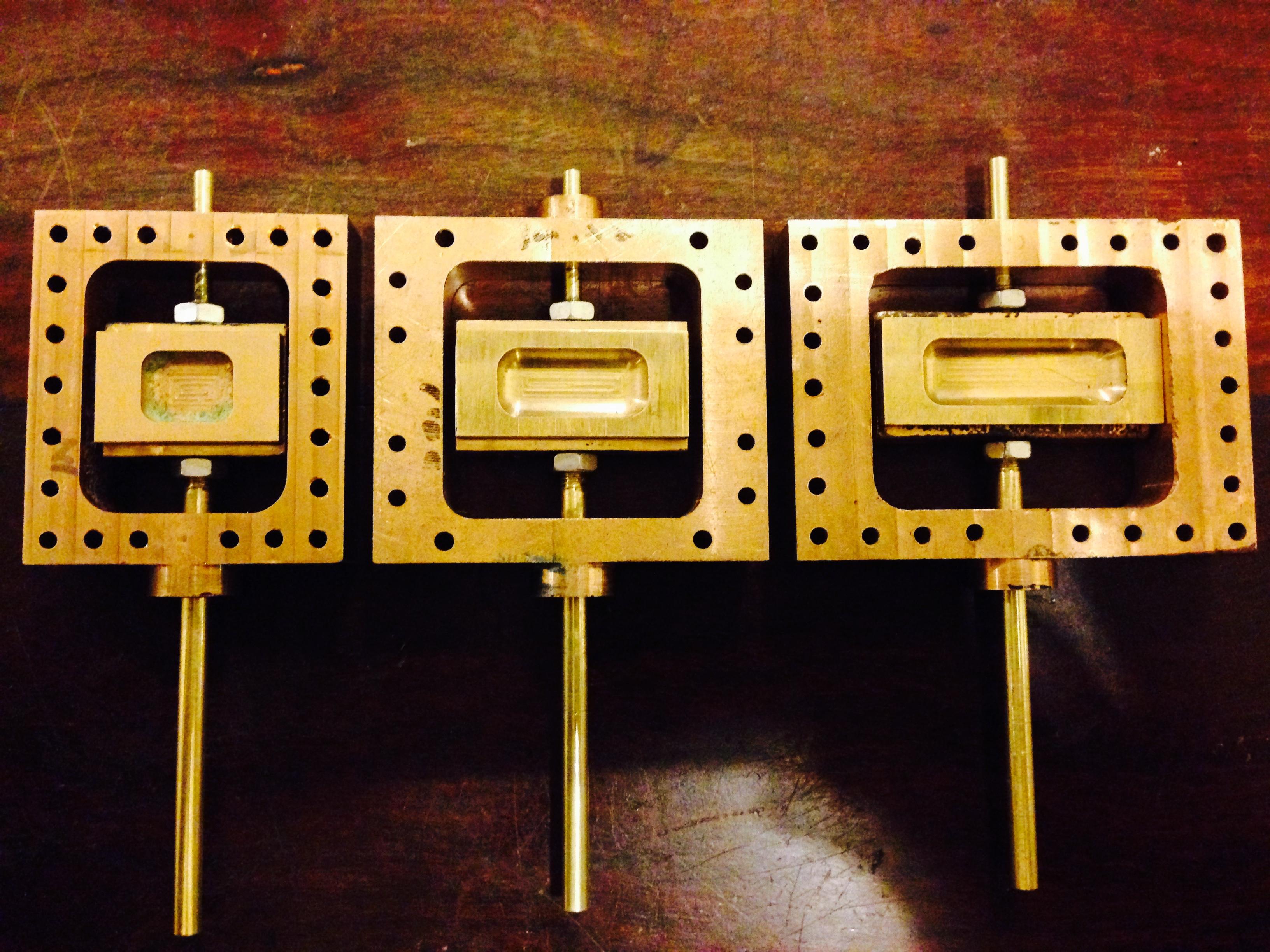 Triple Expansion Miniature Steam Engine Johnsmachines