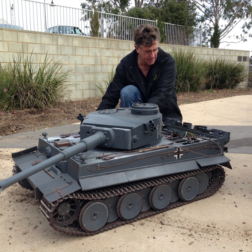 MODEL ENGINEERING EXHIBITION at BENDIGO, VICTORIA, AUSTRALIA (2/6)