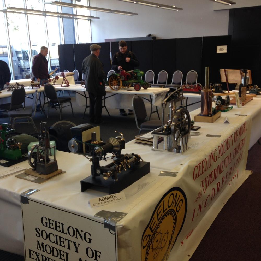 MODEL ENGINEERING EXHIBITION at BENDIGO, VICTORIA, AUSTRALIA (5/6)