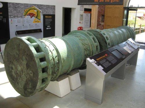 Turkish cannon