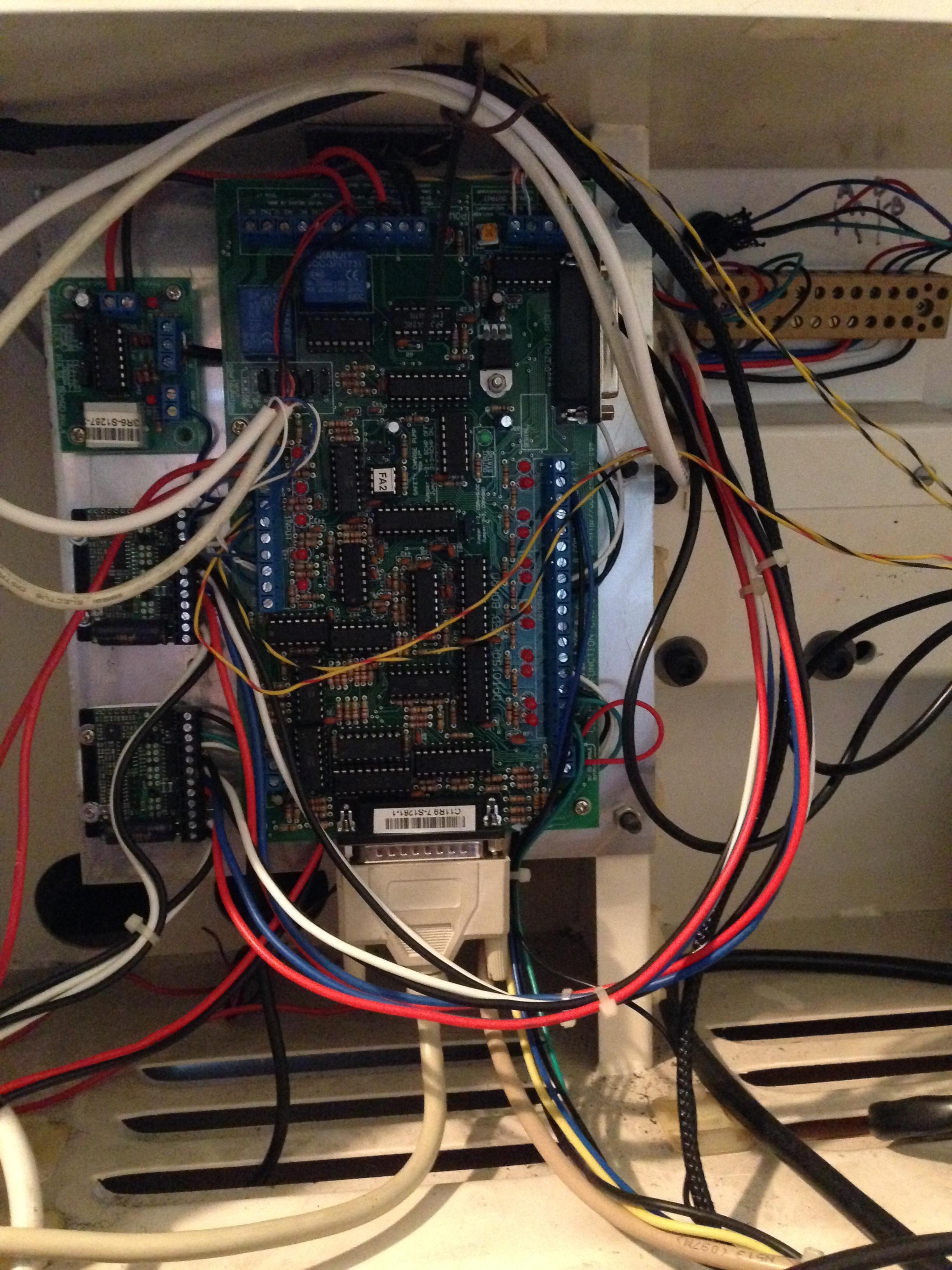 ... c11 breakout board wiring diagram diy wiring diagrams \u2022 CNC DB25  Diagram for Wiring cnc