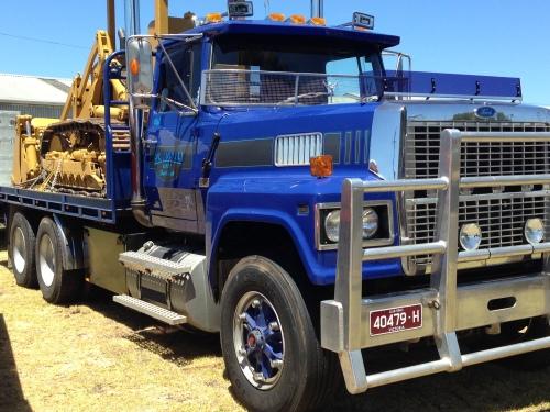 Ford truck & traxcavator.JPG